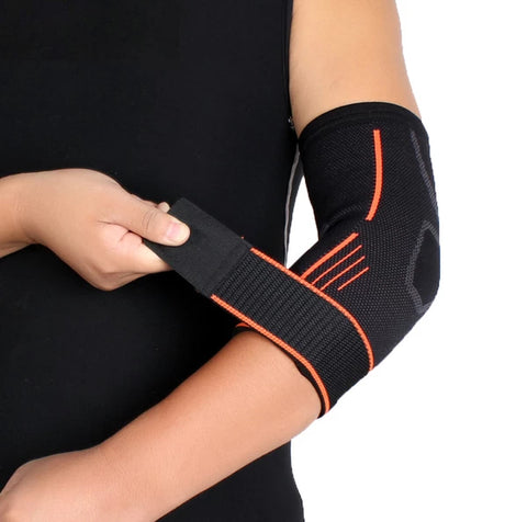 Elbow Support Adjustable Brace Guard Protector Band