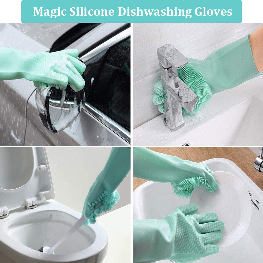 Home Magic Washing Gloves