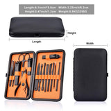 nail clipper kit 15 pieces