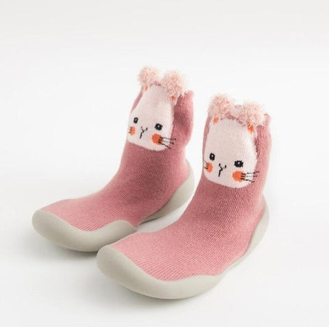 baby girl grip shoes