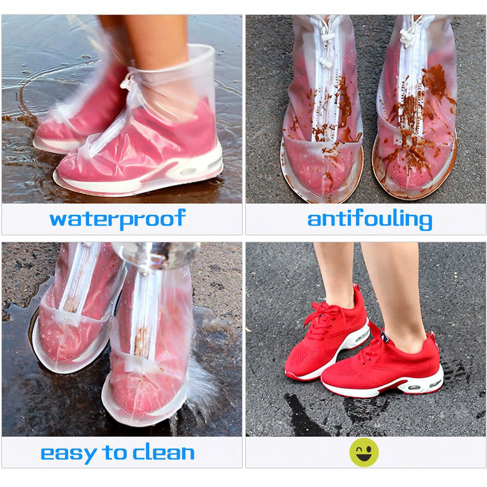 Ultimate Protect™ Waterproof Shoe Covers for Rain, Snow, Dirt Protection