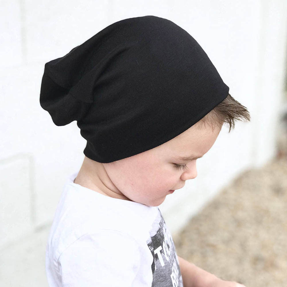 Triple S™ Toddler Beanie for Boys & Girls (Super Soft Stretchy) Autumn Toddler Hat