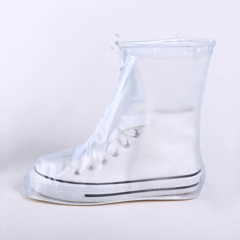 rubber rain shoe covers