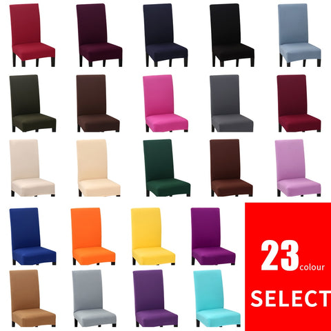 Elastic Chair Cover Colors