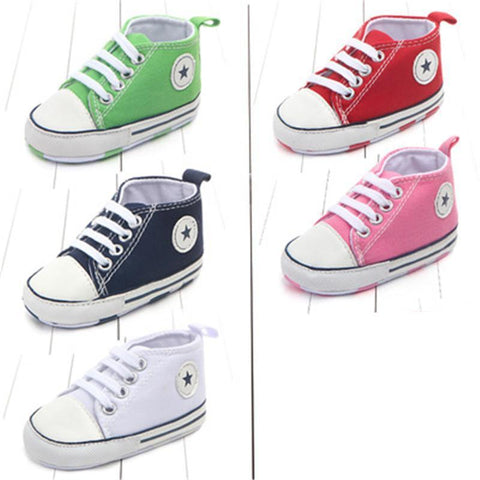 Little Star Sneaker (Baby Shoes)