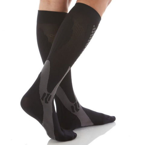 High Grade Compression Socks for Men & Women for Home Comfort, Foot Pain, Plantar Fasciitis, Outdoor, Flight Travel, Running, Sports