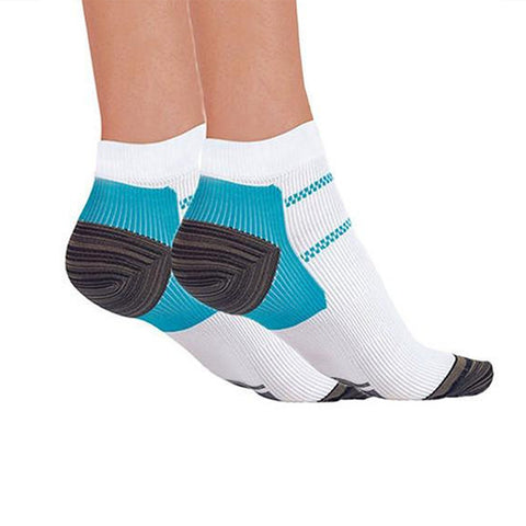 Foot-Ease™ Compression Plantar Ankle Socks
