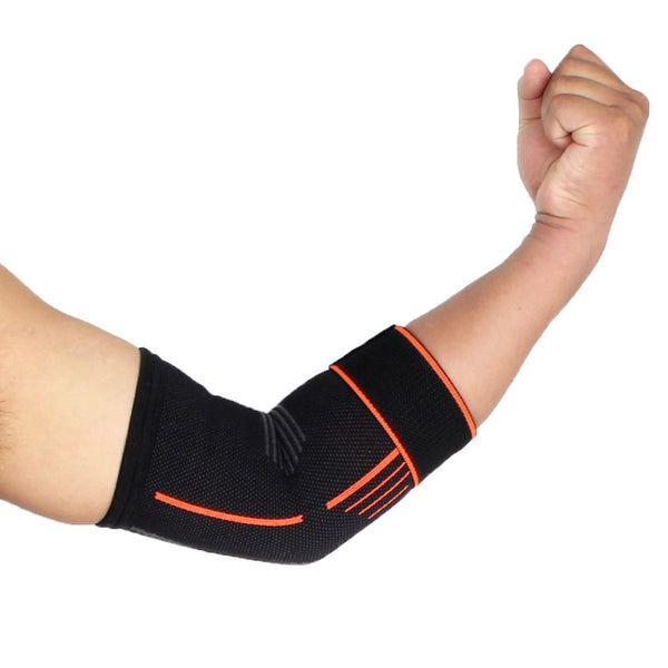 Flexi Brace Elbow Support Adjustable Band for Men & Women