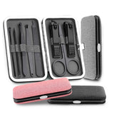 Mini Manicure Kit (8-Piece Kit with Travel Pouch)