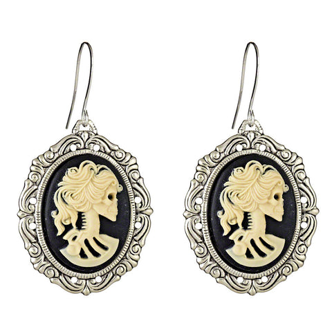 Lolita Skeleton Earrings