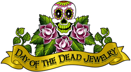 Day of the Dead Jewelry - Dia de los Muertos Jewelry