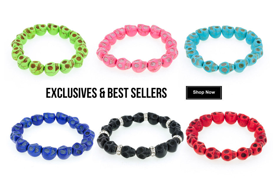 Exclusive & Best Sellers