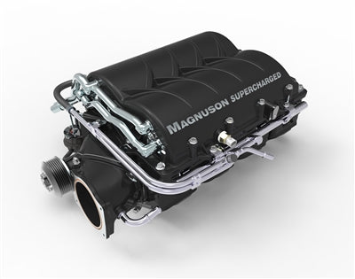 Magnuson: 2010-2012 Chevy Camaro LS3 & L99 6.2L V8 HEARTBEAT SUPERCHARGER SYSTEM