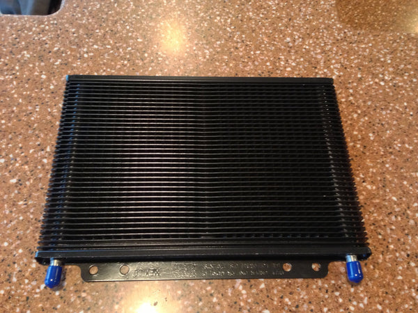 B&M: Transmission Oil Cooler