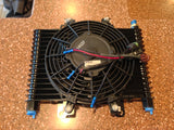 B&M: Transmission Cooler with Fan