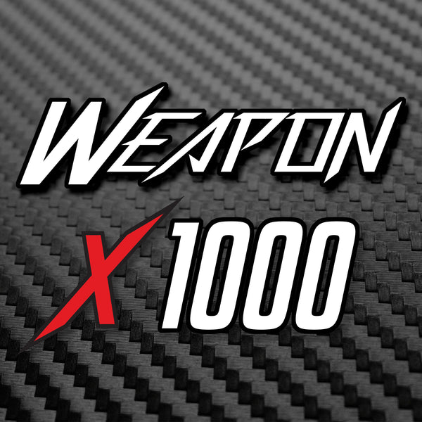 WEAPON-X.1000 (Stage 7)  [Camaro ZL1 gen 6, LT4]