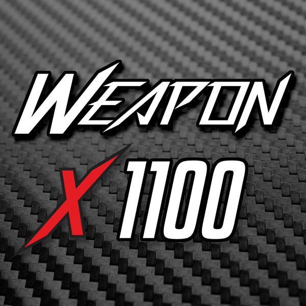 WEAPON-X.1100 (Stage 8)  [Camaro ZL1 gen 6, LT4]