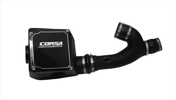 Corsa Performance 2011 Ford F-150, 3.5L EcoBoost, PowerCore Closed Box Air Intake (44392)