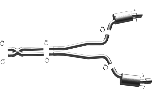 Magnaflow: Exhaust (Cat Back)  [CTS V gen 2, LSA]