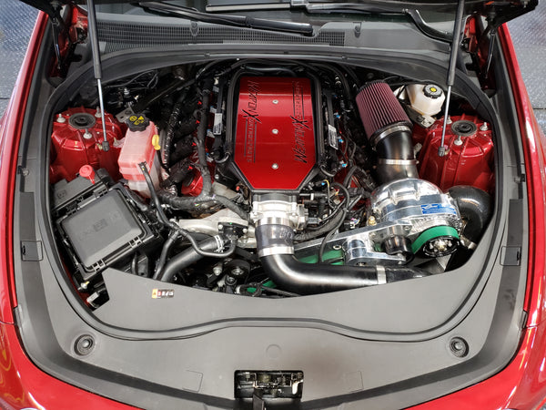 WEAPON-X SPI Kit:  Secondary Port Injection  [Camaro, Corvette, CTS V, LT1 LT4]