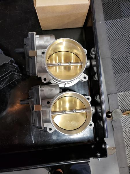 WEAPON-X.850 (Stage 2) Installed with Warranty  [C7 Corvette ZR1, LT5]