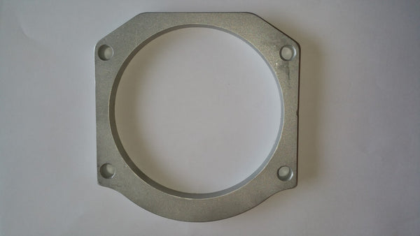 WEAPON-X: 102mm Throttle Body Spacer 4 bolt flange [LSA LS1 LS2 LS3 LS6 LS7 LS9]