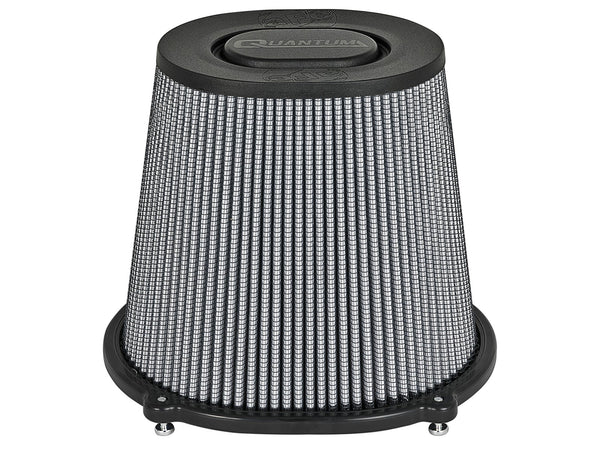 AFE: Quantum Intake Air Filter w/Pro DRY S Media 	 5