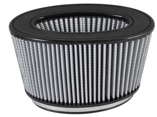 AFE: Magnum FLOW Pro DRY S Air Filter (7 X 3)F X (8-1/4 X 4-1/4)B X (9-1/4 X 5-1/4)T X 5H in