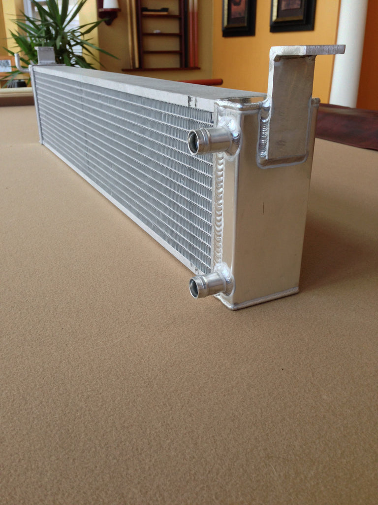 "WEAPON-X: 36"" Double Wide Heat Exchanger [CTS V gen 2, LSA ..."