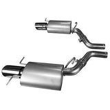 Kooks Headers & Exhaust - 2009-2014 CADILLAC CTS-V AXLE BACK EXHAUST