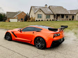 WEAPON-X: ZTX Wing ZR1 Style  - Carbon Fiber  [C7 Corvette ZR1]