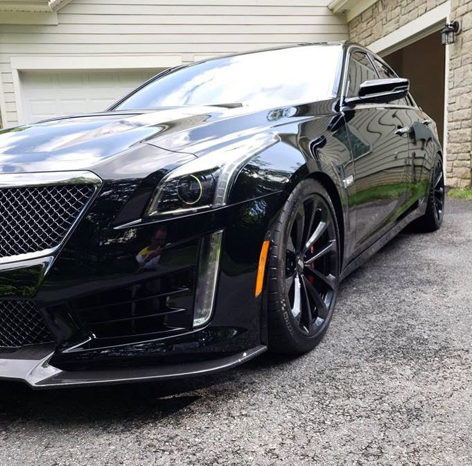 2016 Cadillac Cts V Reviews: WEAPON-X: Lowering Springs [CTS V Gen 3, LT4]