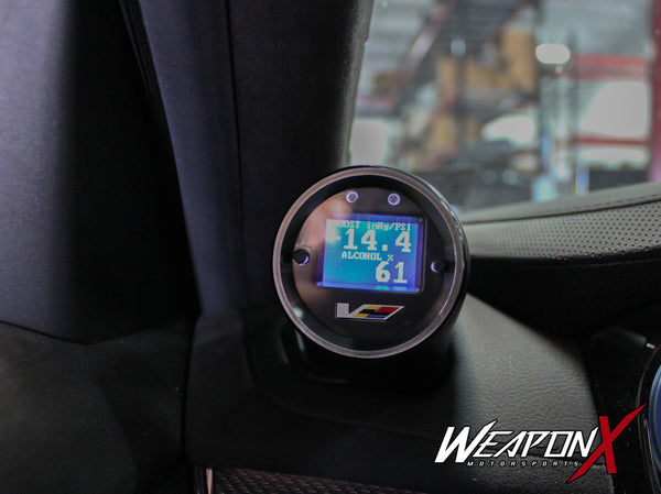 Aeroforce:  Interceptor Gauge  with Vent Dash Pod  [CTS V, LT4]