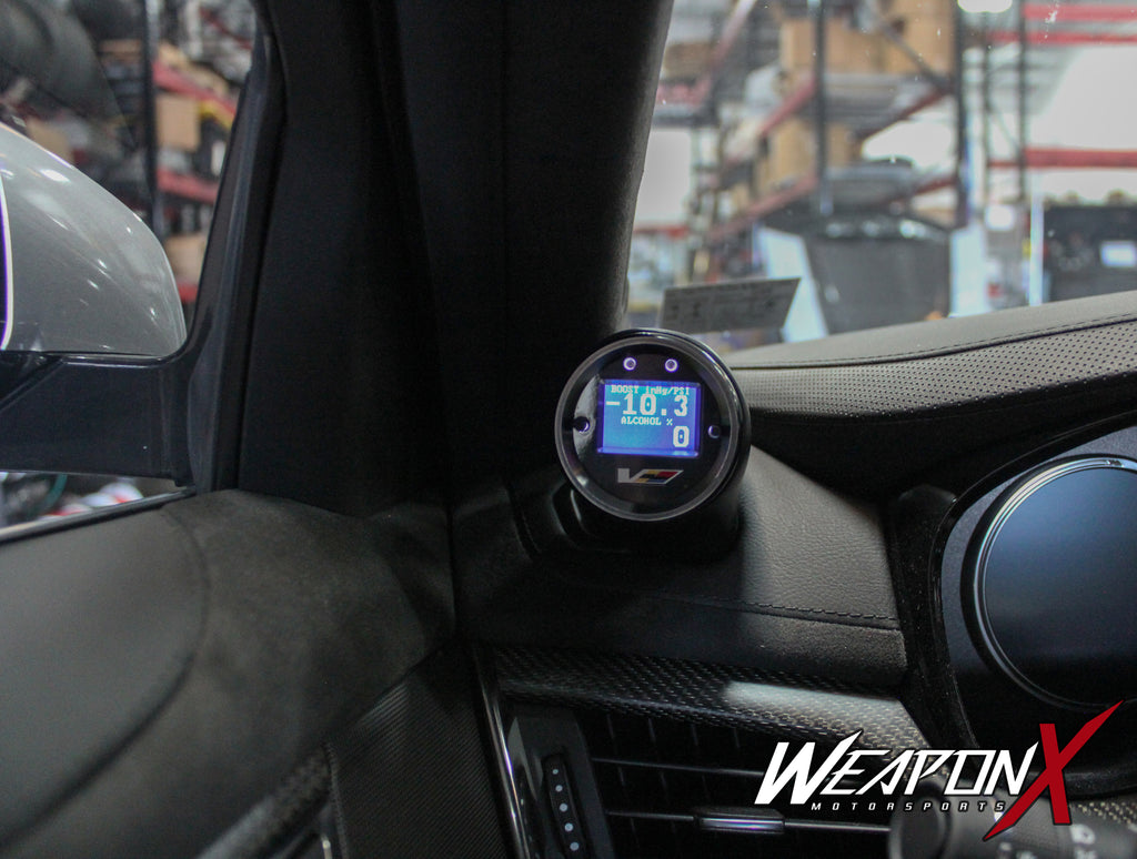 Aeroforce Interceptor Gauge With Vent Dash Pod Cts V