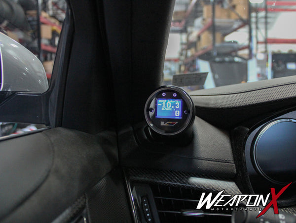 6Th Gen Camaro >> Aeroforce: Interceptor Gauge with Vent Dash Pod [CTS V, LT4] – WEAPON-X Motorsports