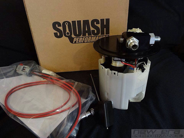 Squash:  Dual Tank Pump Return Fuel System