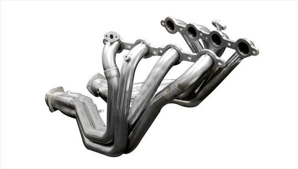 "Corsa Performance 1997-2000 Corvette C5, 5.7L V8, Long Tube Headers 1.75"" x 3.0"" Catless (16000) Xtreme Sound Level"