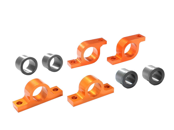 AFE: Control PFADT Series Racing Sway Bar Pillow Blocks Chevrolet Corvette (C5/C6) 97-13