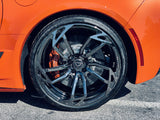 WEAPON-X Forged: VIRAL.R2 Custom Wheels (2 piece Duoblock)