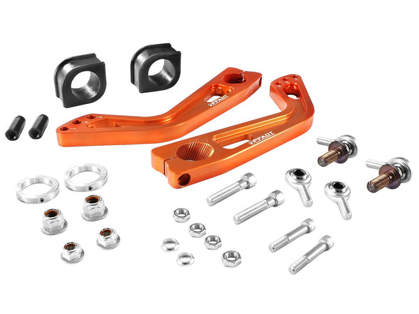 AFE: Control PFADT Series Racing Sway Bar Front Service Kit Chevrolet Corvette C5/C6