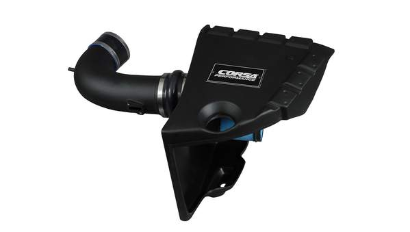 Corsa Performance 2010-2015 Chevrolet Camaro SS, 6.2L V8, PowerCore Closed Box Cold Air Intake (4415062)