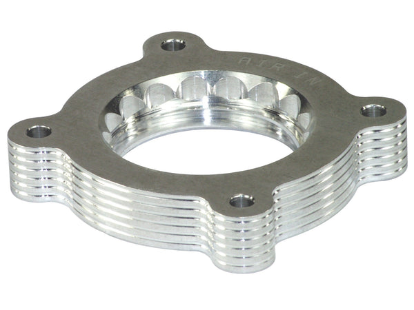 AFE: Silver Bullet Throttle Body Spacer Toyota FJ Cruiser / 4Runner 10-19 V6-4.0L