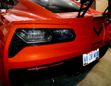 WEAPON-X: Tail Light Bezels - Carbon Fiber  [C7 Corvette Stingray, GS, Z06, ZR1]
