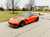 WEAPON-X: ZTX Splitter - Carbon Fiber  [C7 Corvette Stingray GS Z06]