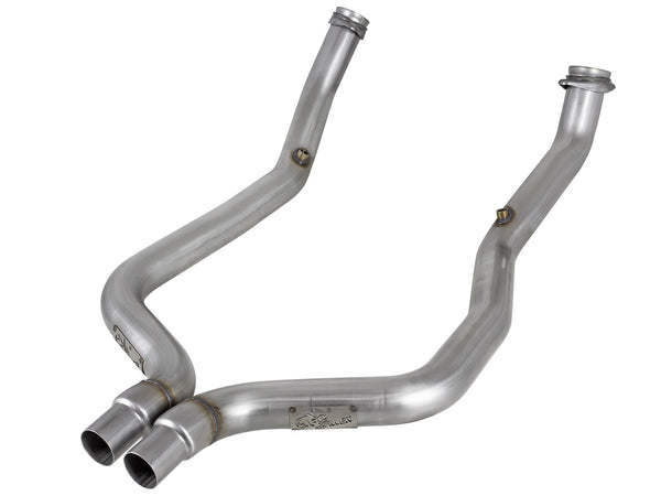 AFE: Twisted Steel Connection Pipes (Race Series) Dodge Challenger/Charger 09-19 V8-5.7L