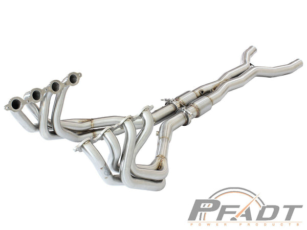 aFe Power: Tri-Y Long Tube Header & X-Pipe  [C7 Corvette, GS, Z06, ZR1]