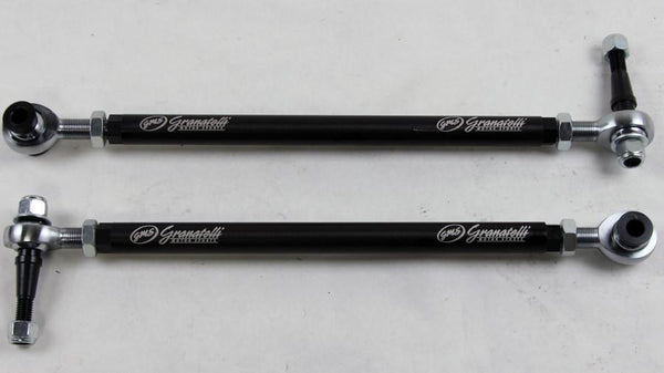 Granatelli: Rear Adjustable Toe Links  [C7 Corvette, GS, Z06, ZR1]