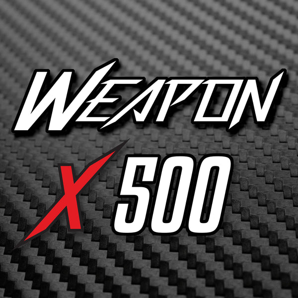 WEAPON-X500: Stage 1 Package [ATS V gen 1, LF4]