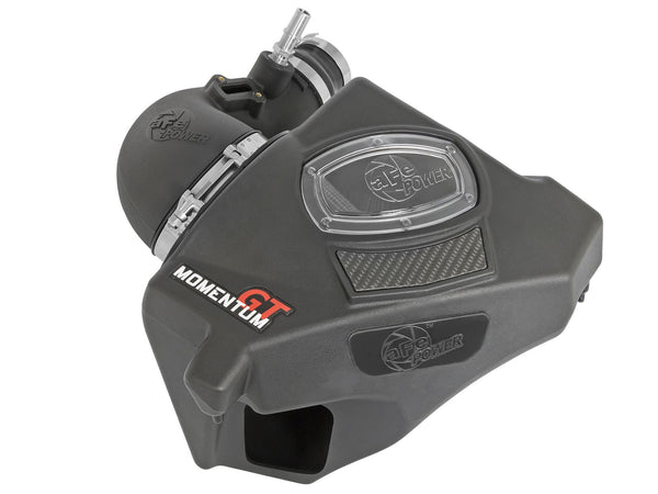 AFE: Momentum GT Cold Air Intake System w/Pro DRY S Filter Media Cadillac ATS 13-19 I4-2.0L (t)