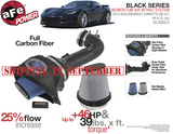 aFe Power: Black Series Momentum Intake System  [C7 Z06 Corvette, LT4]